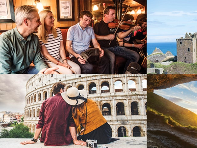 SAVE Big on Europe During The Early Bird Discount with CIE Tours