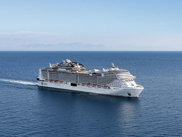 MSC Cruises - Complimentary Cirque Du Soleil at Sea show and cocktail!