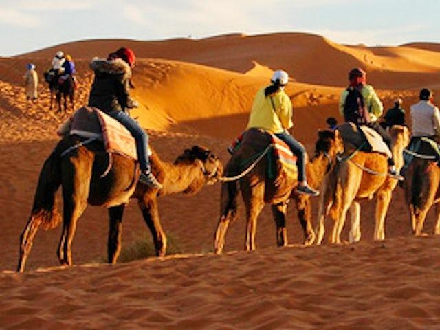 Women Travel to Mystical Morocco - Nov 2020