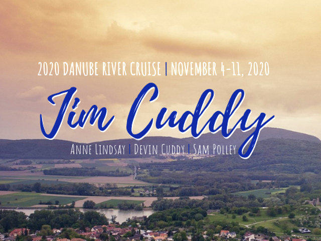 2020 Danube Dreams with Jim Cuddy