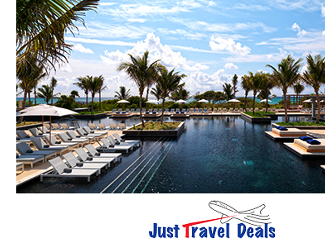 Great Getaways | Save up to 35% & Experience Unlimited Inclusions at UNICO 20º87º Riviera Maya