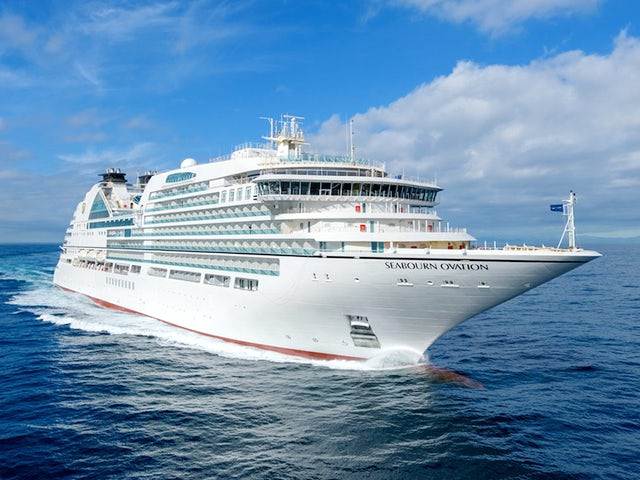 Seabourn in the Caribbean... At Par!