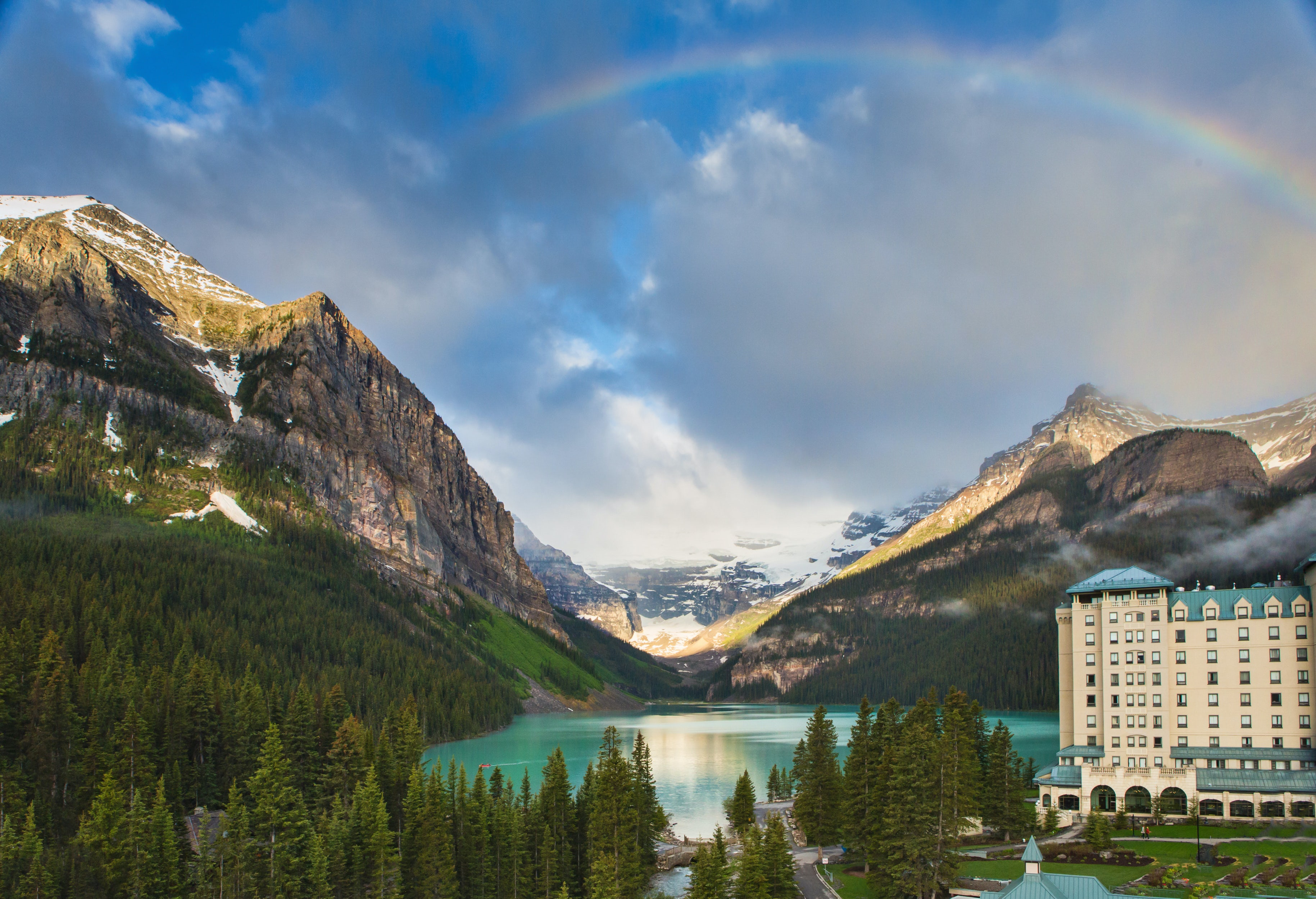 Canadian Staycations have become popular