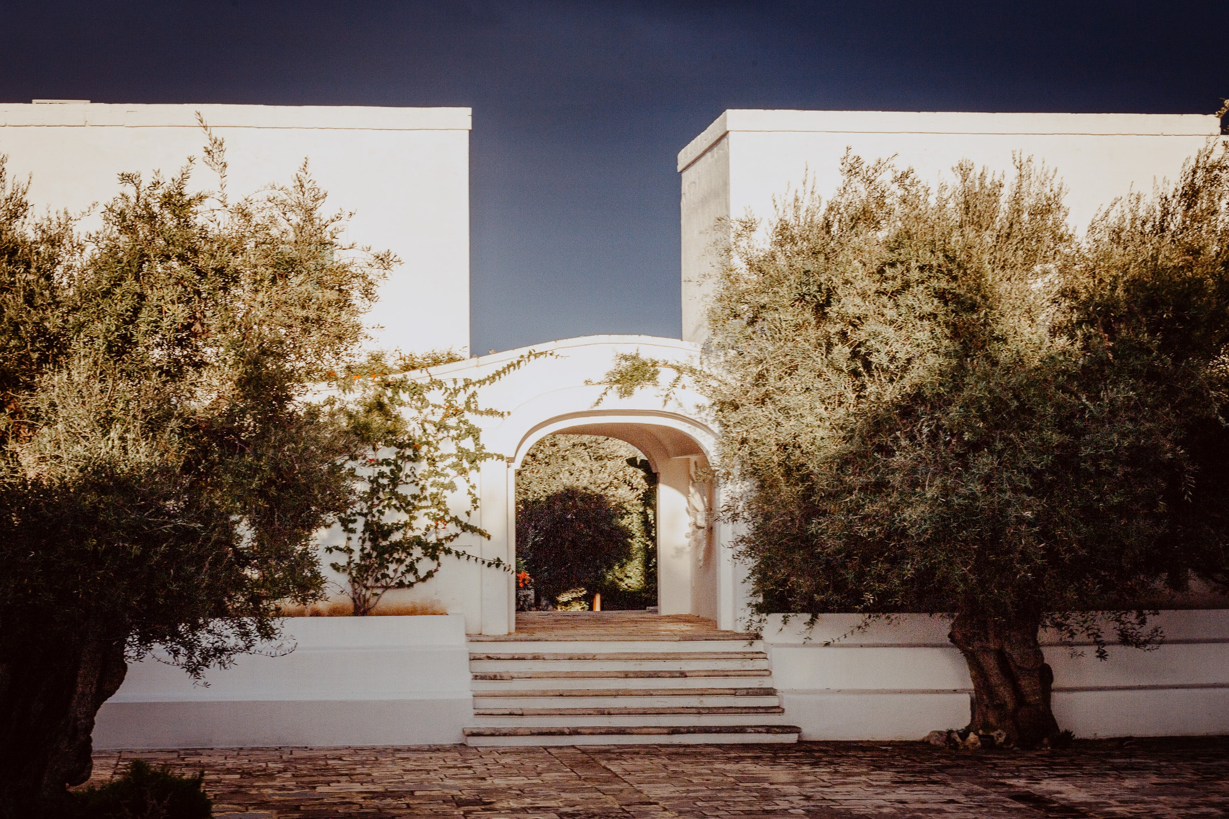 Whitewashed towns with magical boutique hotels