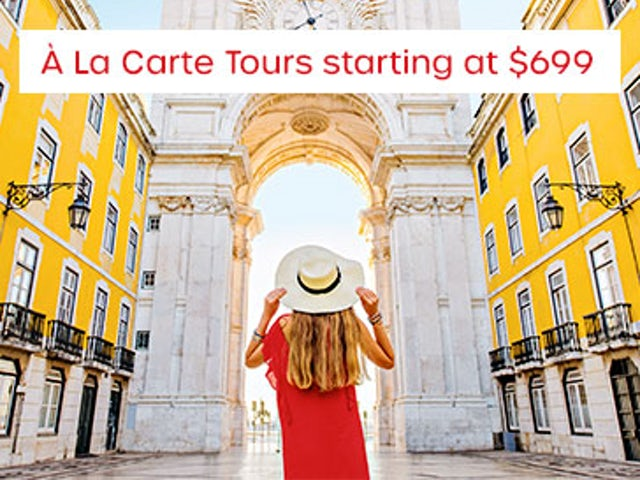 The World's First a la carte Tour Style