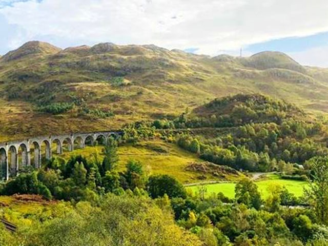 Small Group Private Scotland Tour -Sept. 22 - 30, 2019