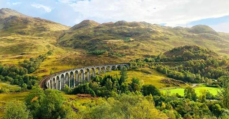 Small Group Private Scotland Tour -Sept. 22 - 30, 2019