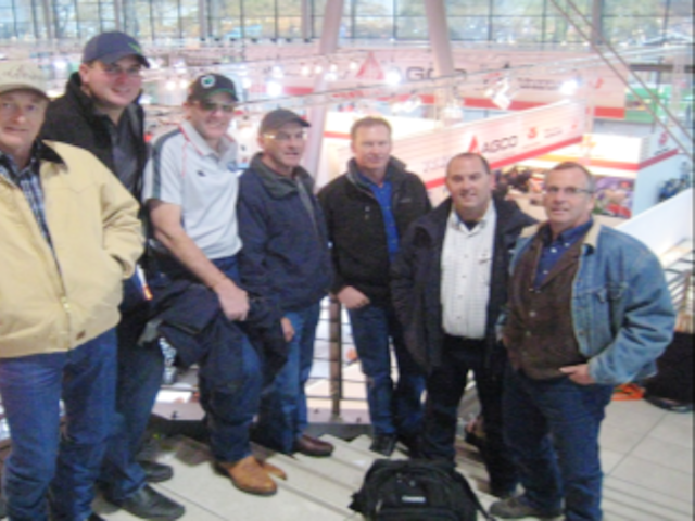 SOLD OUT! Agritechnica 2019 GRAINEWS TOUR – featuring BASF, John Deere & Fendt factory visits