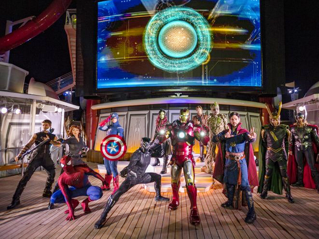 Fan Alert: Star Wars and Marvel Days at Sea on Select 2019 Disney Cruises