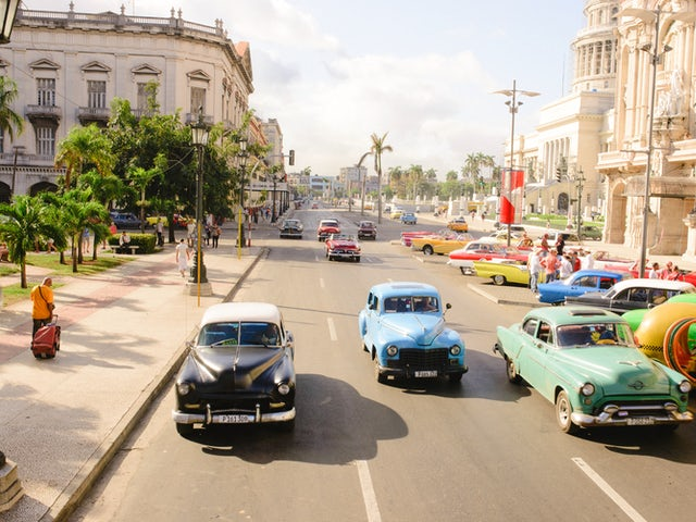 Cuba: March 3 - 13 2020 ( 4 spaces available)