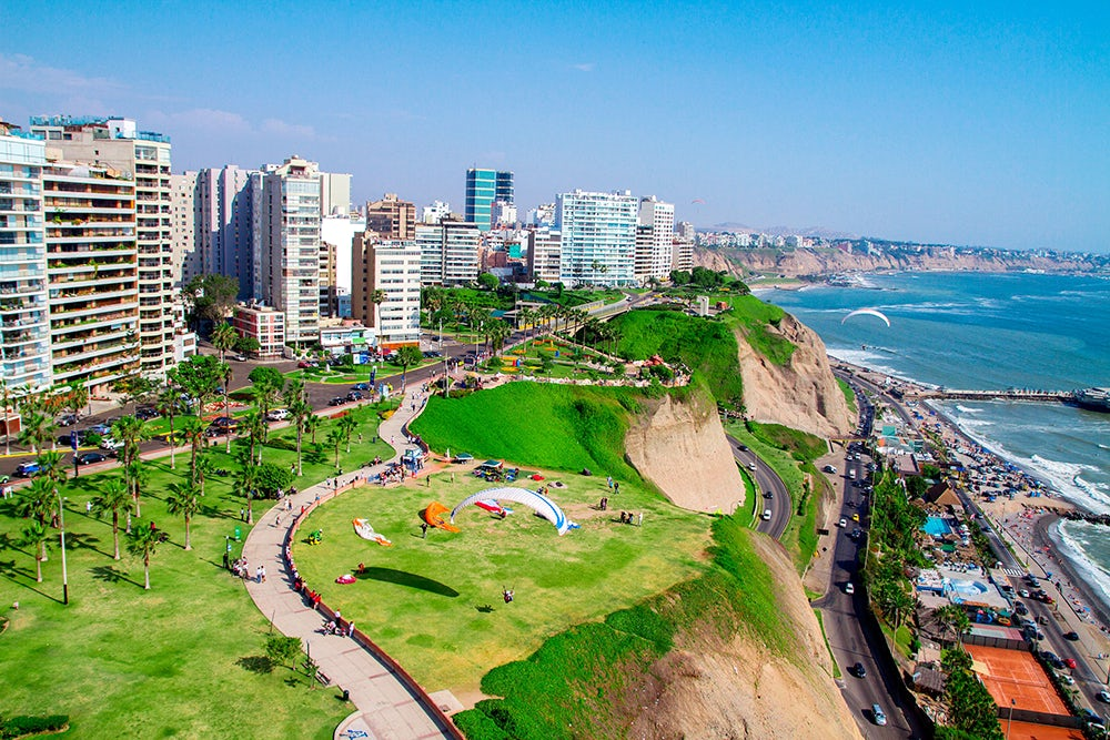 Lima – Allpa Hotel & Suites