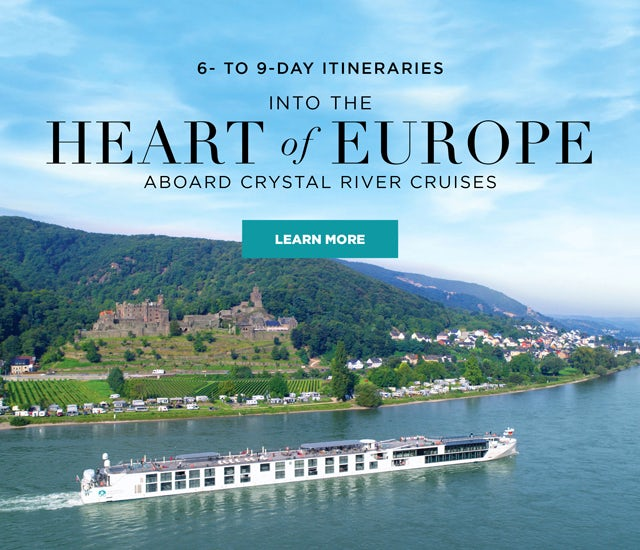 6 to 9 Day Itineraries into the Heart of Europe