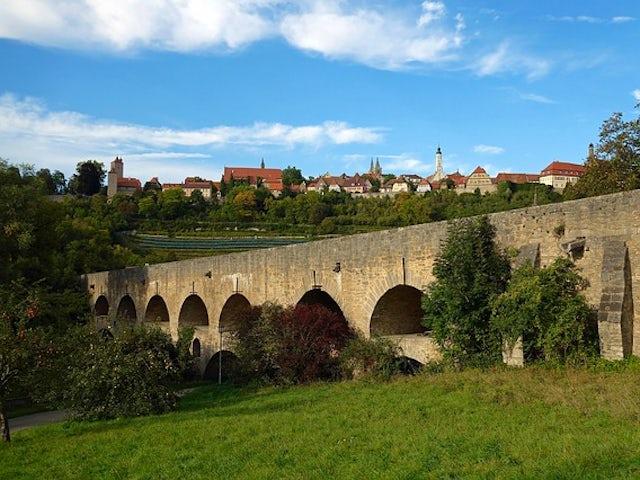 Tuesday, September 22: Rothenburg ob der Tauber / Nuremberg