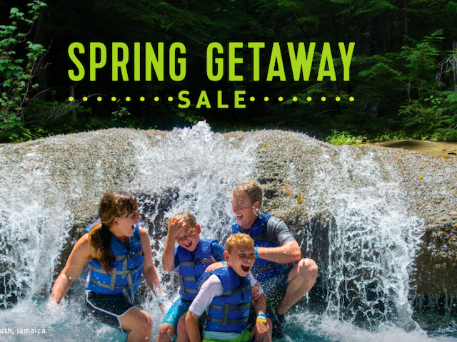Royal Caribbean International's Spring Sale - KIDS SAIL FREE!