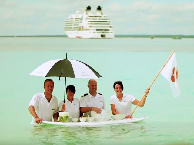 Final Days for Free Upgrades and Perks on 2018-2020 Seabourn Luxury Cruises