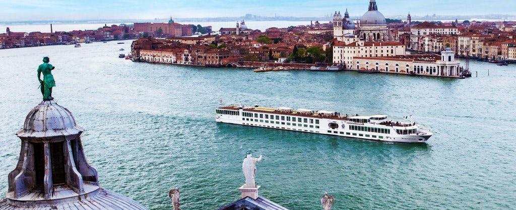 Cruising The Venetian Lagoon