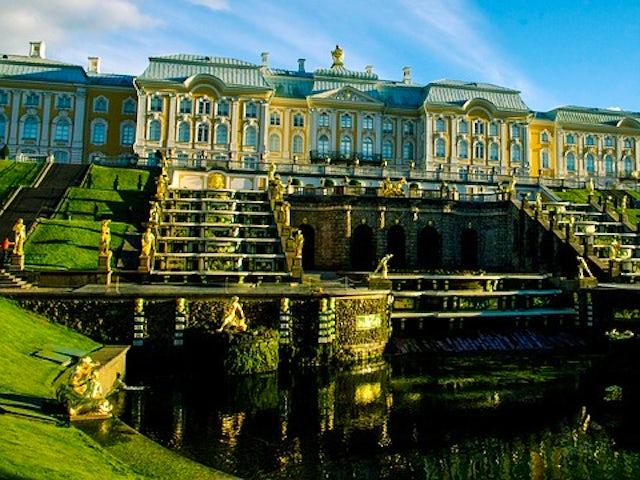 Saturday, June 15, St. Petersburg