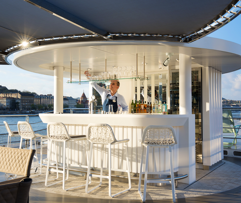 Crystal River Cruises Changing the European River Cruise Landscape with Another River 'Yacht'