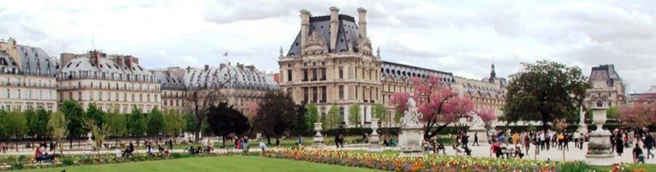 Paris Gorgeous Gardens