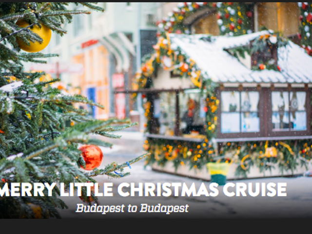 A Merry Little Christmas Cruise on U by Uniworld
