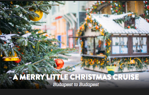 a merry little christmas cruise on u by uniworld - Merry Little Christmas