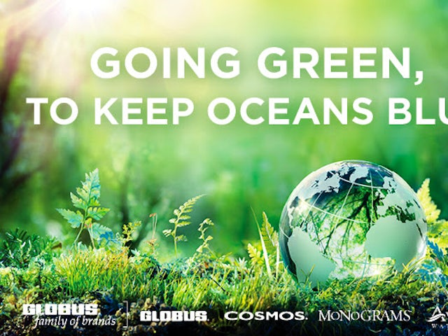 Going Green to Keep Our Oceans Blue!