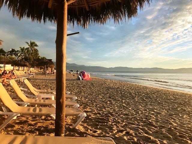 Nuevo Vallarta - Dec 2018 with Katie Bittner