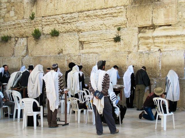 Sunday, November 3, 2019 Jerusalem - Western Wall
