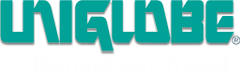 UNIGLOBE Donaldson Travel Cambridge Logo