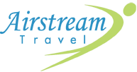 Airstream Travel  Logo
