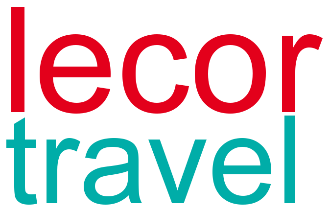 Lecor Travel Logo