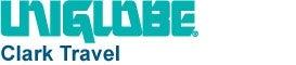 UNIGLOBE Clark Travel Logo