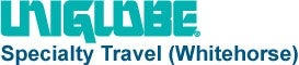 UNIGLOBE Specialty Whitehorse Travel Logo