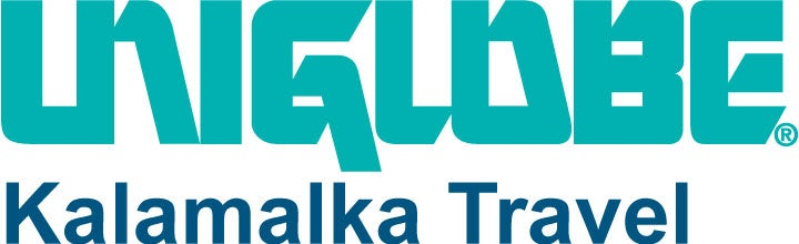 UNIGLOBE Kalamalka Travel Logo