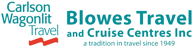 Blowes Travel & Cruise Centres Inc. Logo