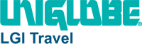 UNIGLOBE LGI Travel - British Columbia Logo