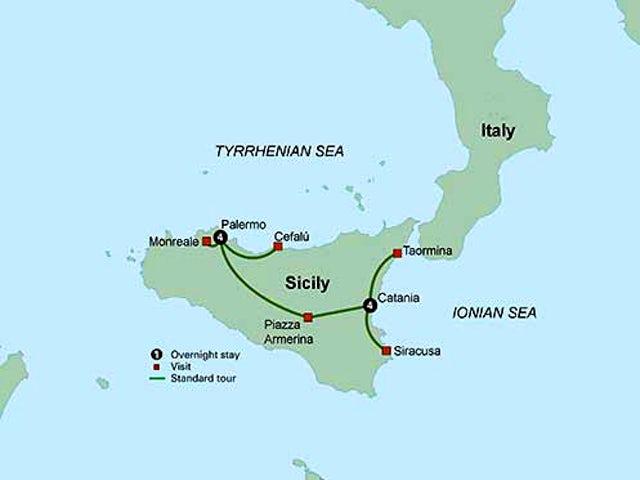 Splendid Sicilia