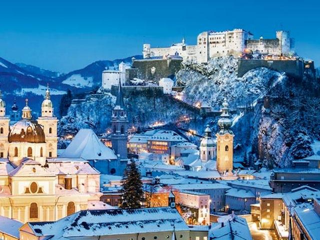 Enchanting Christmas & New Year's Cruise