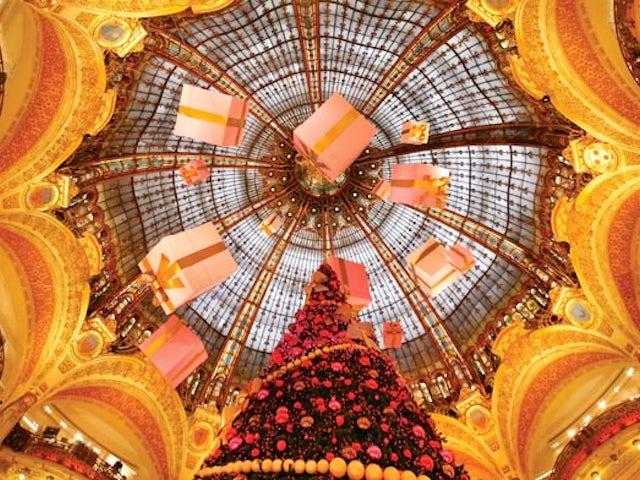 Parisian Holiday