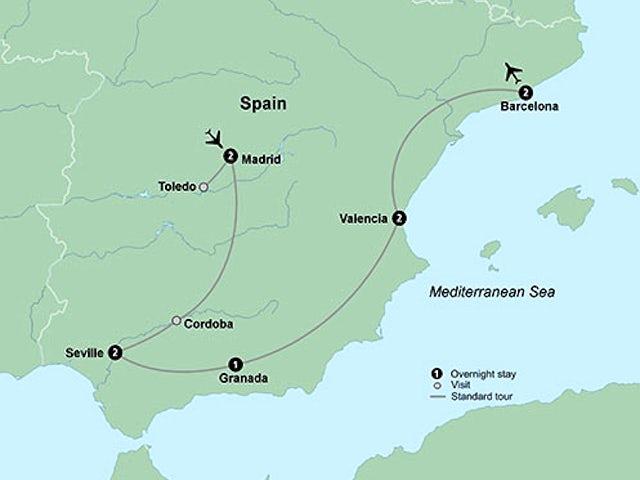 Spain's Classics