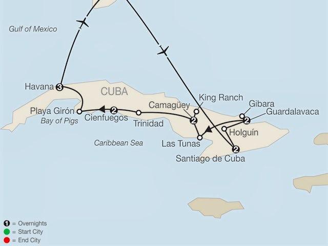 Cuba Panorama