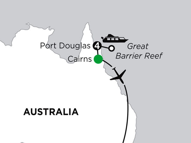 Great Barrier Reef & Sydney