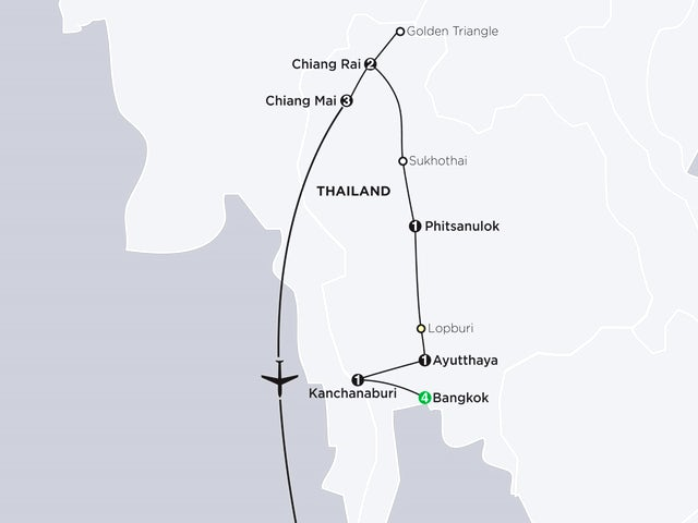 Thailand Experience with Phuket