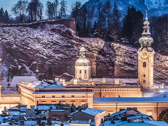 Christmas Markets of Austria and Bavaria (Winter 2018-19)