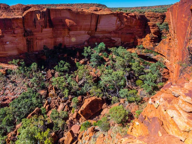 Red Centre Sights and Sounds summer 2018