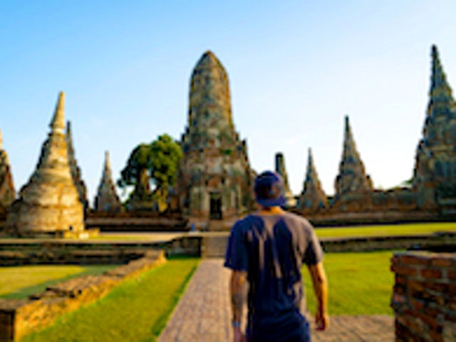 Northern Thai Highlights (From Apr 2018) (Start Bangkok, end Chiang Mai)