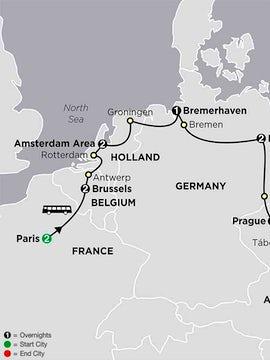 European Capitals
