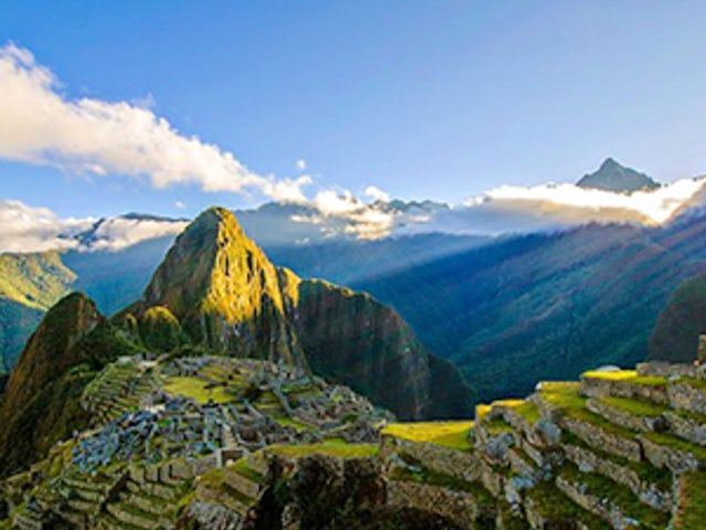 Escape to the Land of the Incas