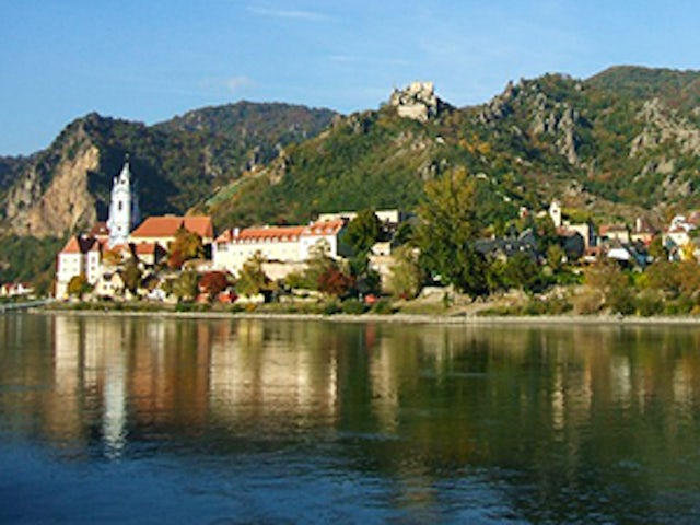 Danube Dreams with Habsburg Royalty