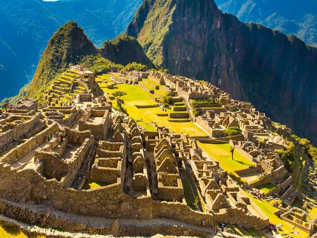 In the Footsteps of the Incas Summer 2018